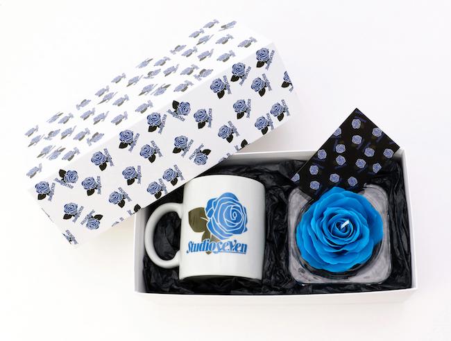 「DREAM KIT」(マグカップ、キャンドル、キャンドル皿のセット)¥5,500