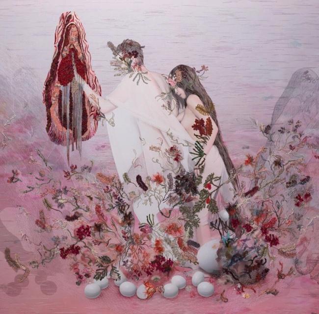 ©AsamiKiyokawa  Mythology ‒ Kigen (origin) 2019