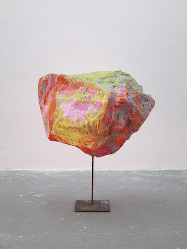 フランツ・ヴェスト『無題』2011年 Estate Franz West, Vienna, © Archiv Franz West © Estate Franz West
