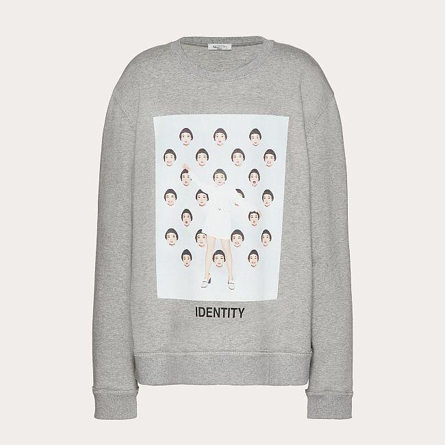 スウェットシャツ ¥90,000(全7種)