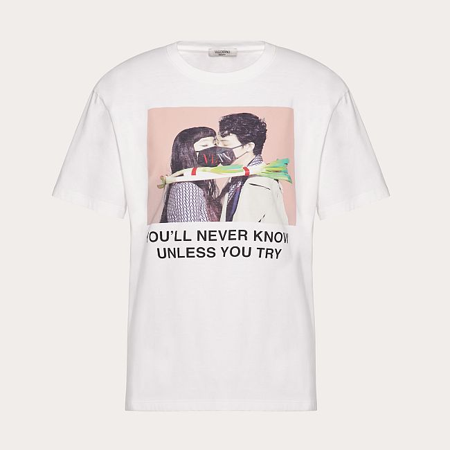 Tシャツ ¥50,000(全7種)