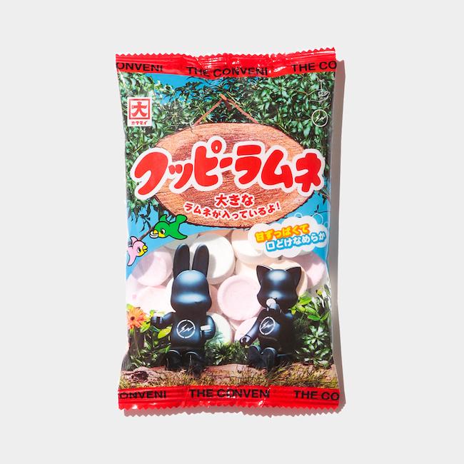 KUPPY RAMUNE THE CONVENI EDITION ¥180 ©︎2019 MEDICOM TOY