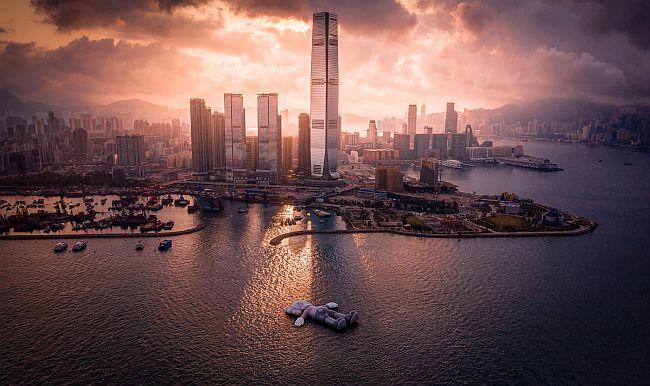 香港での開催風景