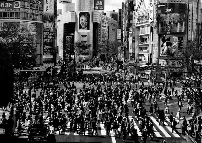 © Daido Moriyama photo foundation Courtesy of Akio Nagasawa Gallery