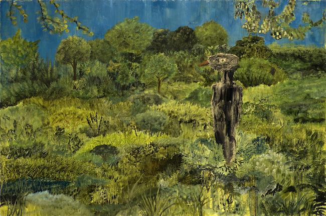 「人は自然を破壊などできない、自然はあまりにてごわい。」2010