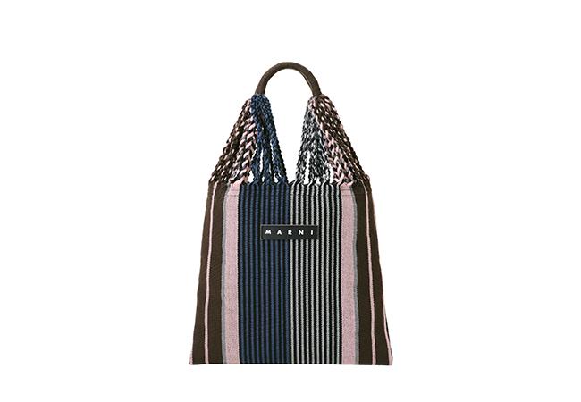 ハンモックバッグ W37xH40cm ¥17,000