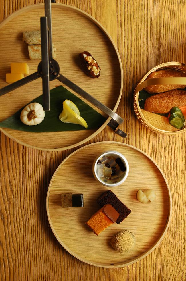 「茶間食」¥4,860