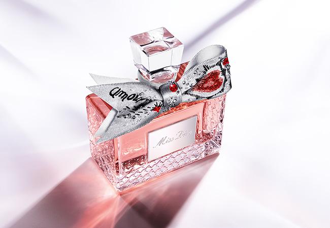 ミス ディオール オードゥ パルファン ラブ エディション @Courtesy Christian Dior Parfums