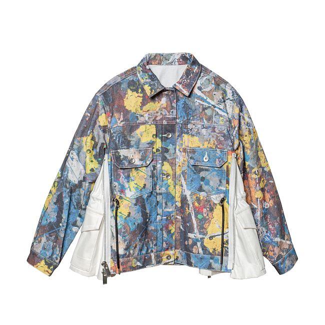 ウィメンズ ジャケット ¥120,000