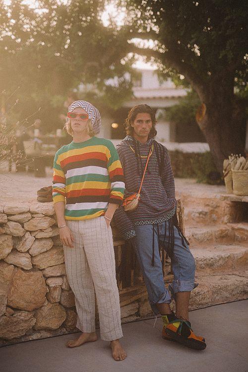 左から マーク・フォーン、ビール・ジュスト Photo by Virgile Guinard