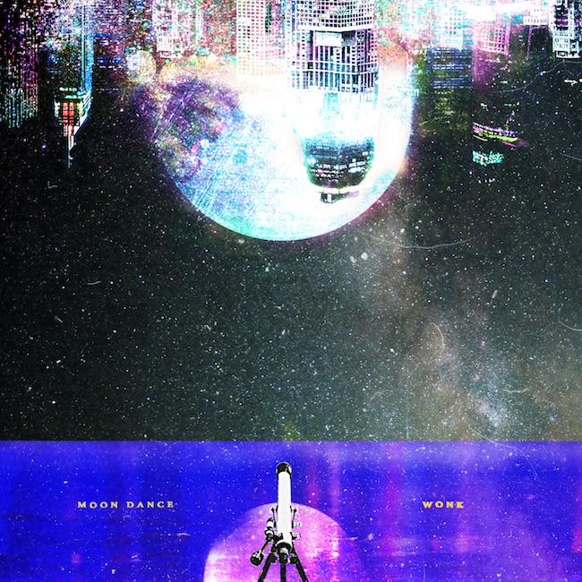 『Moon Dance』WONK ¥2,000(2019年7月31日発売 Caroline International)