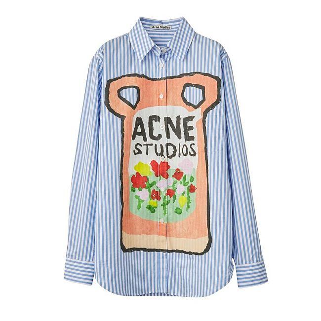 シャツ ¥58,000