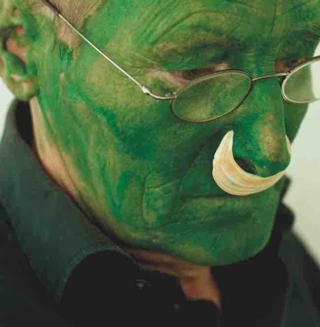 ロイス・ワインバーガー『グリーンマン』(2004年)