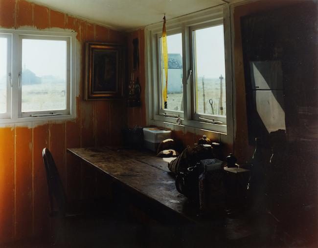 高橋恭司『Derek Jarman's Prospect Cottage』(1992年)© Kyoji Takahashi