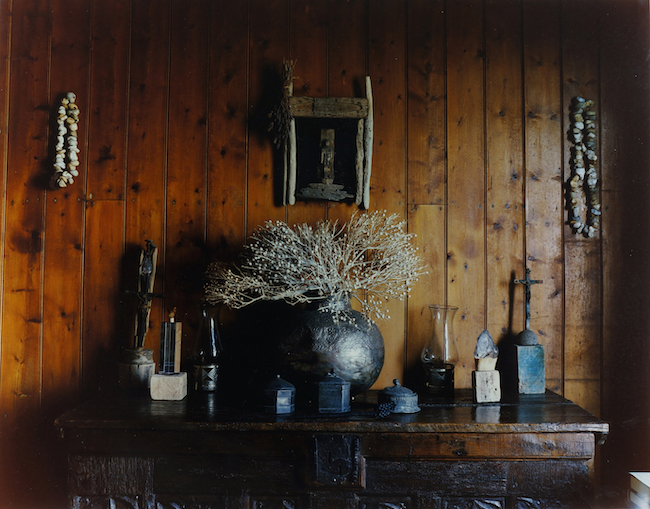 高橋恭司『Derek Jarman's Prospect Cottage』(1992年) © Kyoji Takahashi