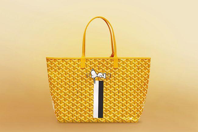 バッグ ¥163,889 、スヌーピー マーカージュ ¥55,556