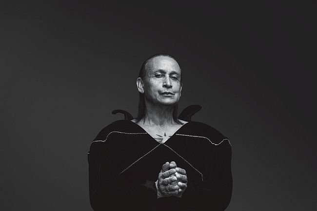 JUAN FERNANDEZ PHOTO BY OWENSCORP  © Legaspi by Rick Owens, Rizzoli New York, 2019