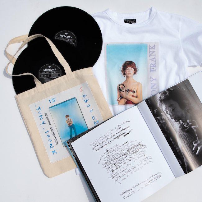 ジェーン・バーキンの写真集をアニエスベーが日本独占販売