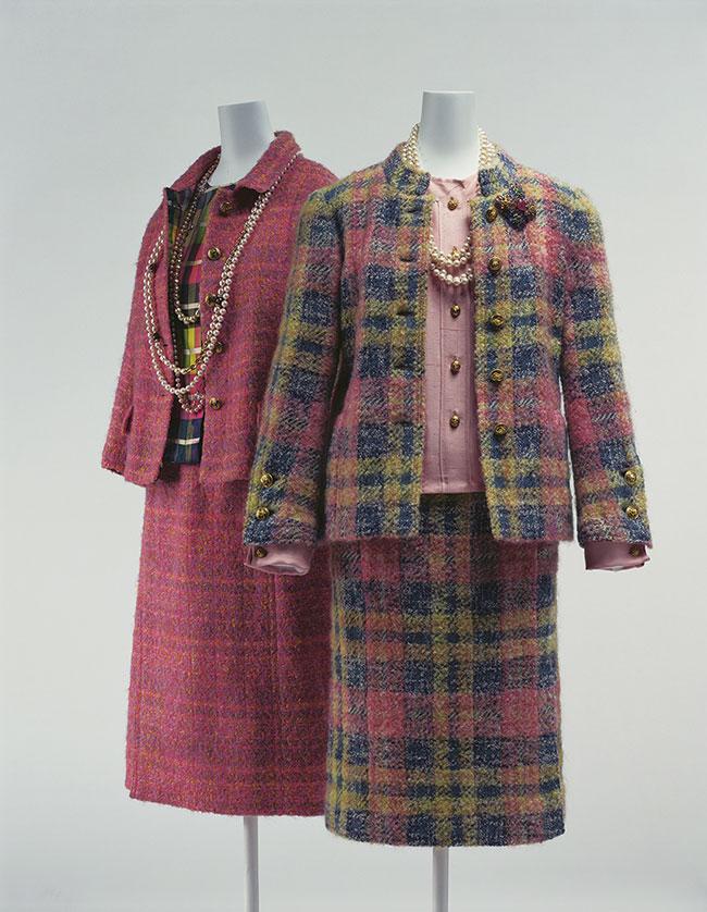 CHANEL(ガブリエル・シャネル)1960年代 京都服飾文化研究財団所蔵 Photo: 畠山崇