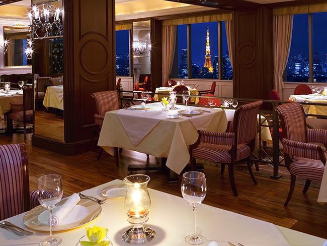 ウェスティンホテル東京 フレンチレストラン「ビクターズ」