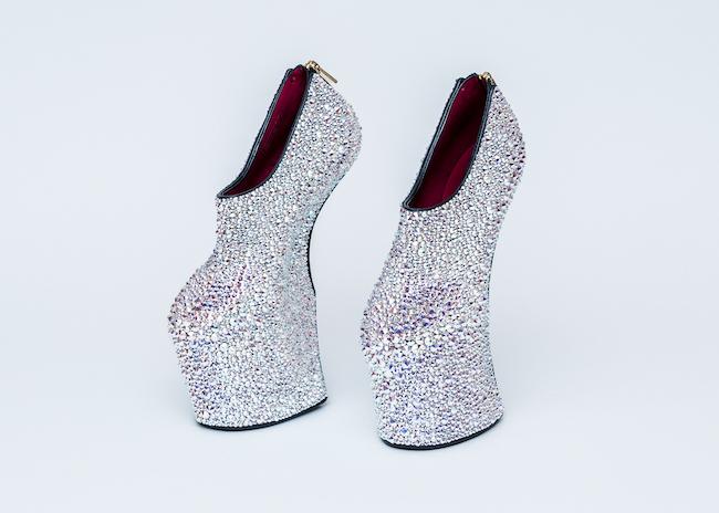『Heel-less Shoes』(2019年) ©2019 NORITAKA TATEHANA K.K. Courtesy of KOSAKU KANECHIKA