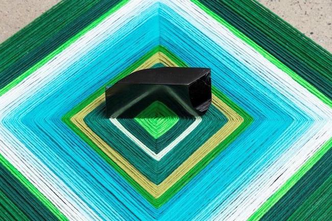 Claudia Peña Salinas, Tlaloque East, 61 × 61 × 61 cm, 2018 Courtesy of the artist
