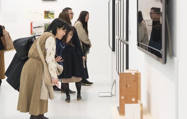 [参考] 3331 ART FAIR 2018開催の様子(画像提供 3331 Arts Chiyoda)