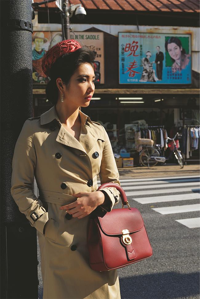 『Numero TOKYO』2017年9月号よりファッションストーリー「OME CITTA」by Chantal Stoman