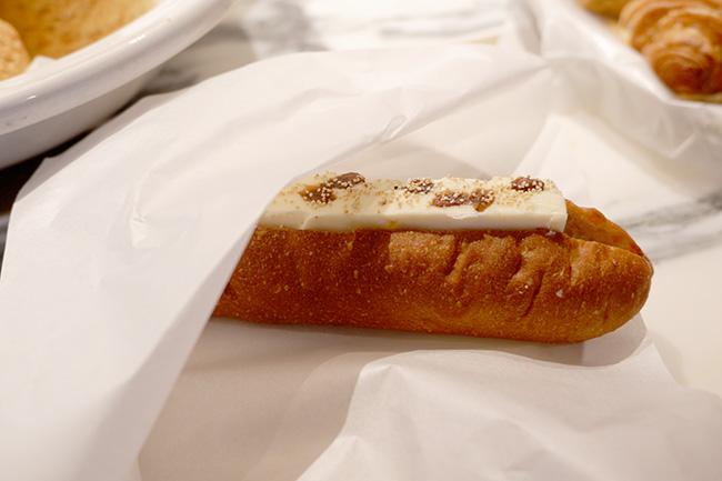 レーズンバターミルクフランス ¥480