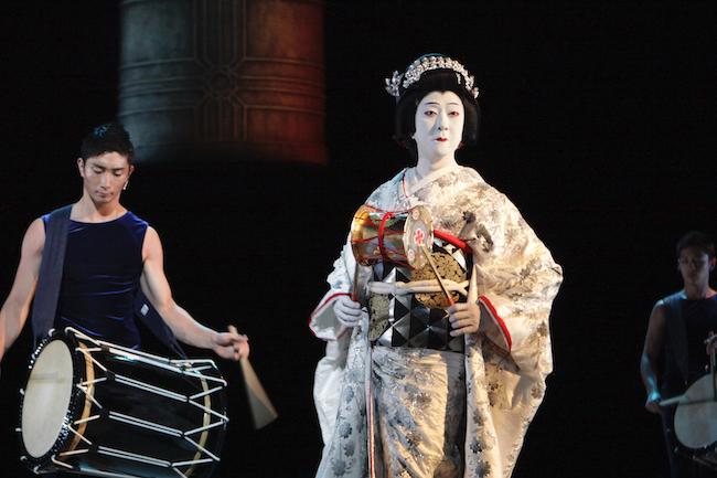 シネマ歌舞伎 特別篇『幽玄』 2019年9月27日より全国の映画館で公開 ©岡本隆史