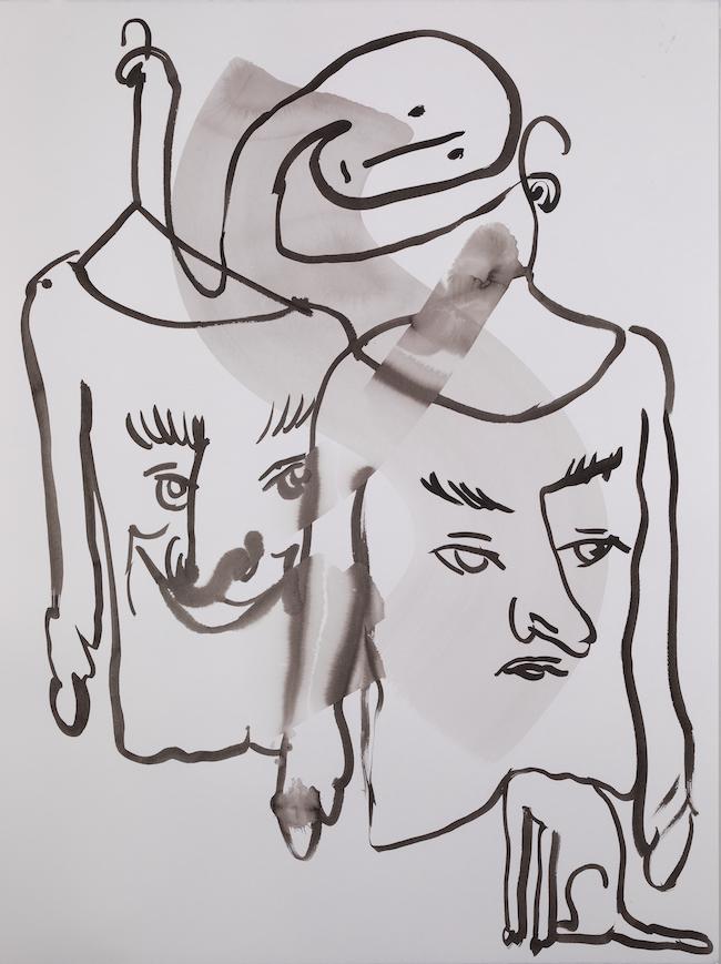 『どれにしよう』(2019年) courtesy the artist and galerie kamel mennour (Paris/London) Metro Pictures (New York) KÖNIG GALERIE (Berlin) © ADAGP, Paris & JASPAR, Tokyo  2019