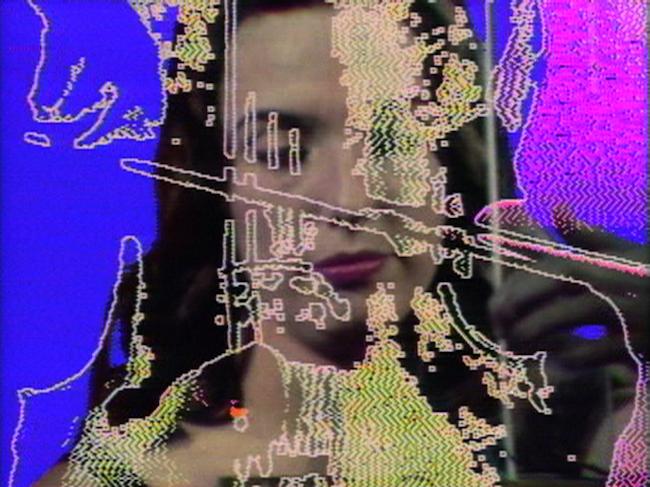 ナム・ジュン・パイクとジョン・ゴドフリー『グローバル・グルーヴ』1973年 ヴィデオ 28分30秒 東京国立近代美術館©Electronic Arts Intermix(EAI), New York