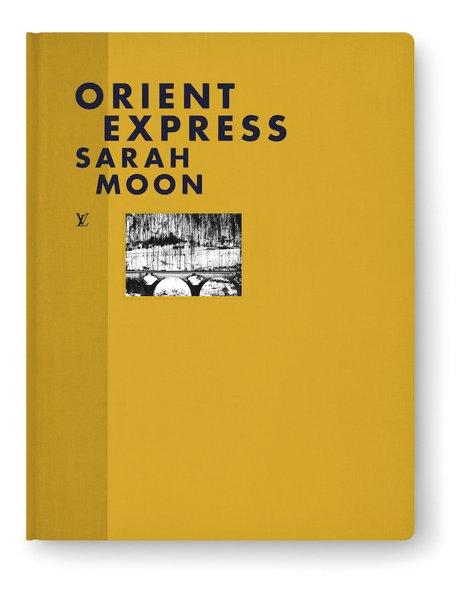『FASHION EYE ORIENT EXPRESS』 © Sarah Moon