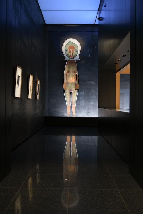 ハラ ミュージアム アーク 展示風景 Photo: Yusuke Sato Courtesy of the artist and Hara Museum ©️2019 Izumi Kato