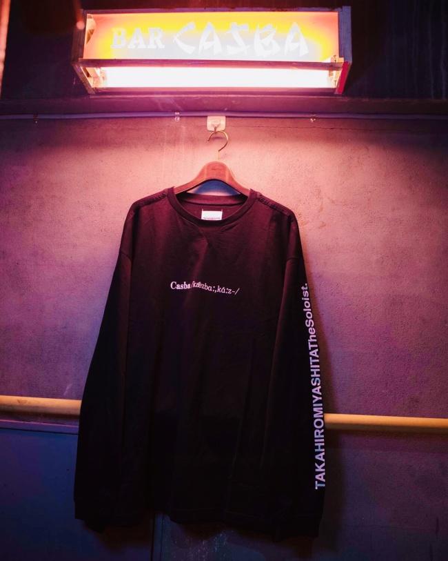 TAKAHIRO MIYASHITA TheSoloist Tシャツ/¥20,900