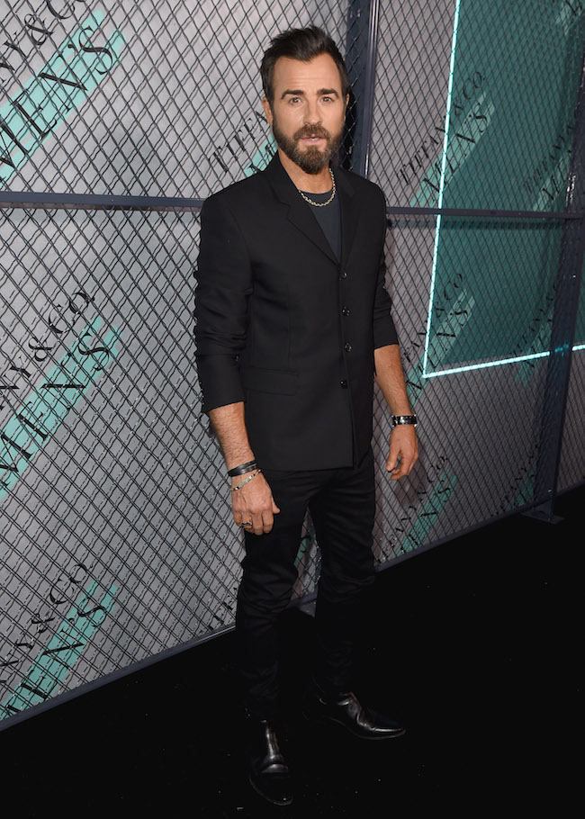 Tiffany & Co. Mens Launch, Arrivals, Los Angeles, USA - 11 OCT 2019