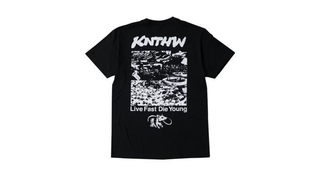 kento hardware x VERDY Tシャツ ¥6,000 + TAX