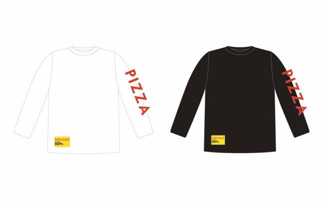 ロングスリーブTシャツ¥4,000
