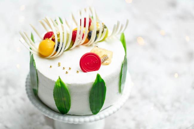 ブリーチーズケーキ ¥3,900