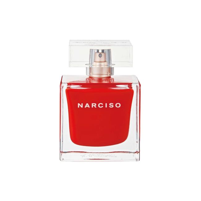 ナルシソ オードトワレ ルージュ [90ml] ¥13,600(10月1日発売)/Narciso Rodriguez(ナルシソ ロドリゲス パルファム)