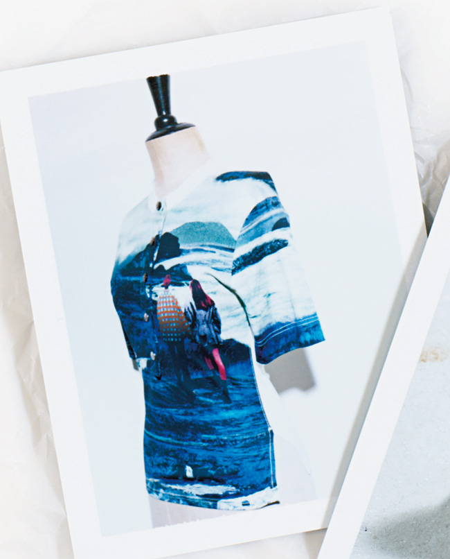 Tシャツ¥88,000(参考価格)/Chloé(クロエ カスタマーリレーションズ 03-4335-1750)