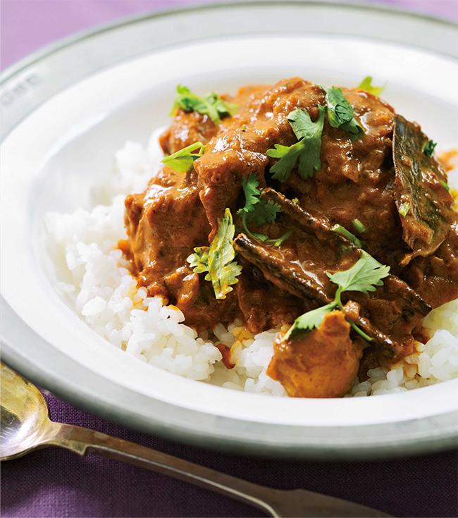 レシピ カリー 子 印度カリー子さんのレシピ「スパイス3つで作るチキンカレー」を作る