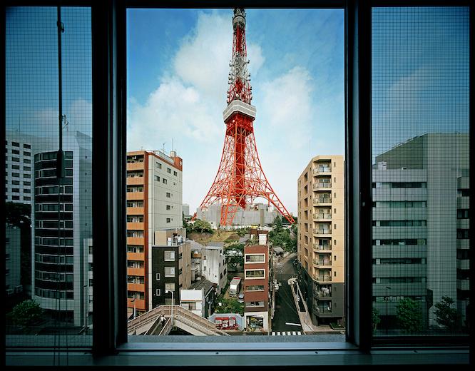 『Higashi-Azabu,Minato-ku』(2004) ©Masataka Nakano