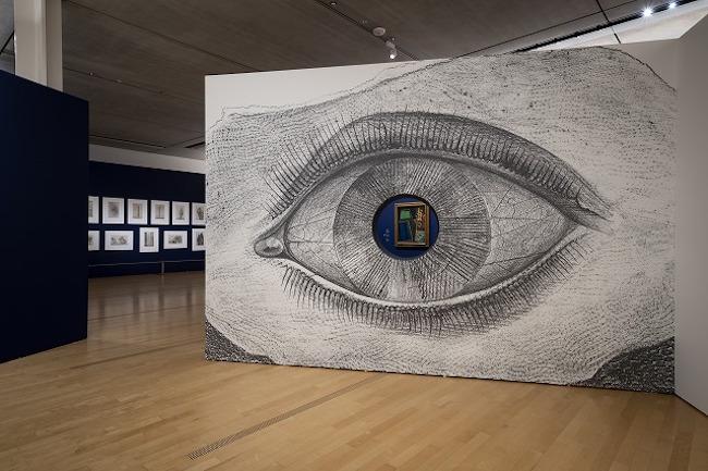 Photo:Ken Kato 「シュルレアリスムと絵画」展 会場入口