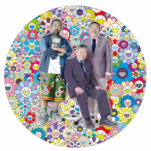 村上隆 バカな家族の狂詩曲(ラプソディ) 2019 ©2019 Takashi Murakami/Kaikai Kiki Co., Ltd. All Rights Reserved. Portrait photo by Kentaro Hirao
