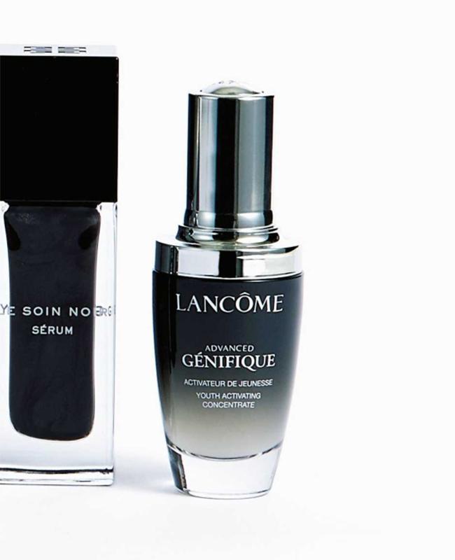 (左)ジェニフィック アドバンスト N [30ml] ¥10,000/Lancôme(ランコム)