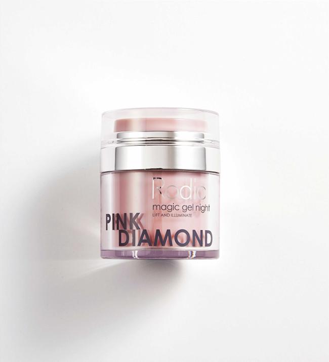 ピンクダイヤモンド マジックジェル ナイト[50ml] ¥16,500/Rodial(エスティ フィロソフィ)