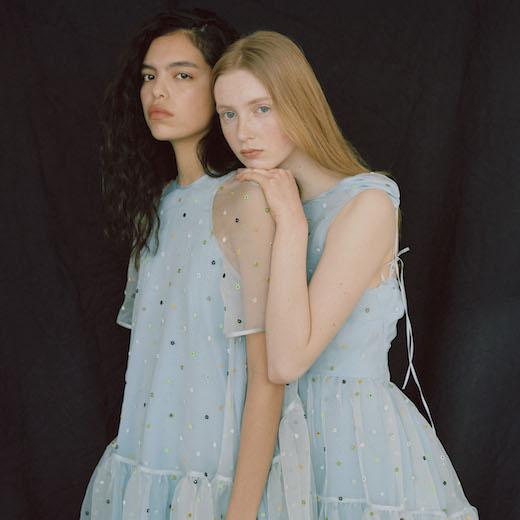 セシリー・バンセン インタビュー「ドレスに込めた想い」