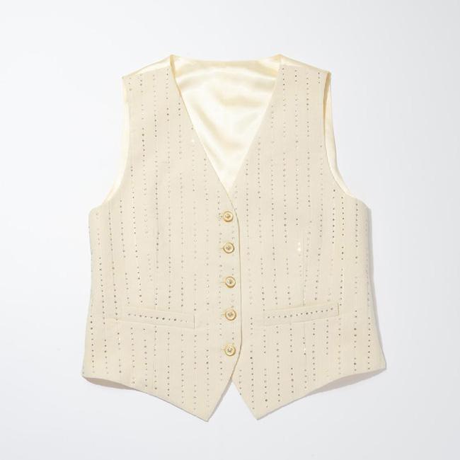 ベスト¥136,000(参考価格)/Marc Jacobs(マーク ジェイコブス カスタマーセンター 03-4335-1711)