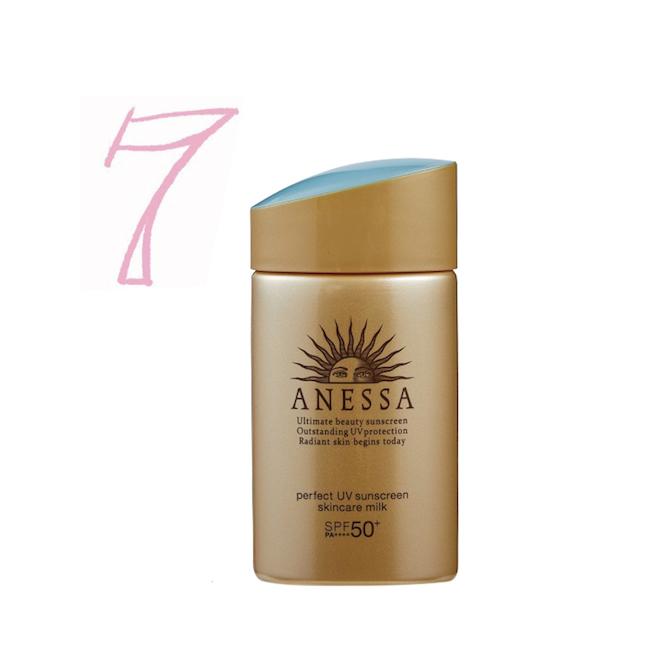 アネッサ パーフェクトUV スキンケアミルク a (SPF50+/PA++++)[60ml]¥3,000(2月21日発売・編集部調べ)/Shiseido(資生堂)